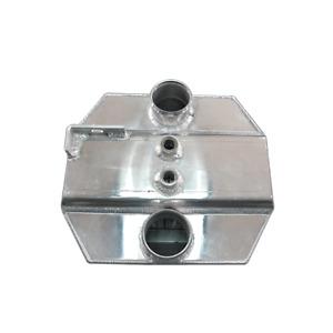 3 Air Inlet Outlet Liquid Water To Air Universal Intercooler 15 x13 x11 Core