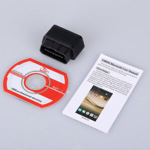 Kw903 Elm327 Bluetooth Obdii Obd2 For Android Car Auto Fault Diagnostic Scanner