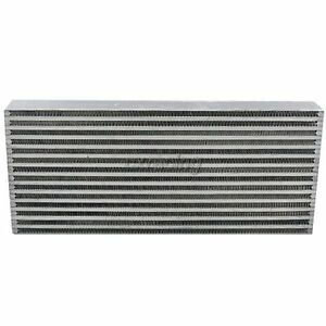 Universal Intercooler Core 21 x9 x3 For Mazda Rx7 Rx8 Accord Many Cars