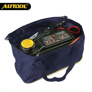 Autool 3ton 12v Hydraulic Car Electric Jacks Tool For Automotive Floor Stripping