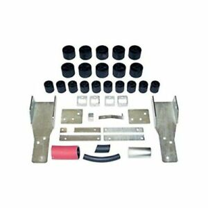 Daystar Pa192 2 Body Lift Kit For 98 03 Chevrolet S10 Gmc Sonoma