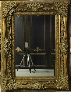 Beautiful Gilted Venetian Mirror
