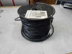 10 Awg Stranded Thhn Copper Wire 300 Feet Black