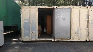 40 Storage Container Used Mi Wuk Village sonora Local Delivery Can Be Arranged
