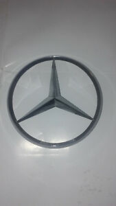 Mercedes Benz Coupe 250sec W111 Two Door Trunk Star Emblem Stern Fintail