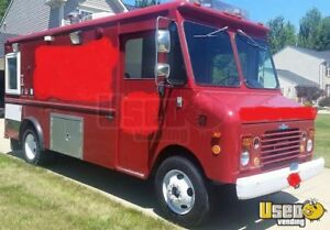 Chevy Food Truck For Sale In Ohio