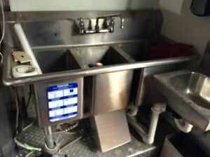 9 X 16 5 Mobile Kitchen Food Concession Trailer For Sale In Arizona