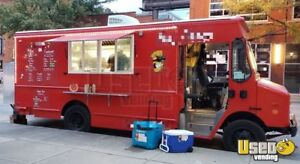 18 Chevy Food Truck For Sale In Texas