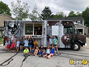 22 Freighliner Food Truck For Sale In Ohio