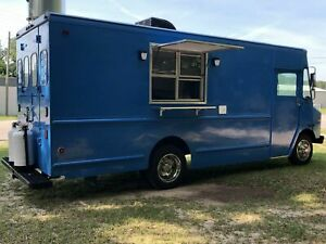 Gmc Food Truck For Sale In South Carolina