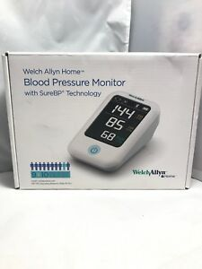 Welch Allyn Home 1700 Blood Pressure Monitor And Arm Cuff With Surebp Brand New