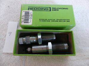 Lee Reloading Dies Die  Decapper 86 and Expandr - B9 in a Redding box