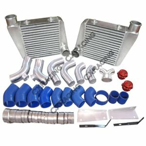 Cx Fmic Intercooler Piping Kit For 63 65 Chevrolet Chevelle Ls1 Lsx Twin Turbo