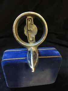 1959 Ford Edsel Car Emblem Hood Ornament 9 Inches Fender