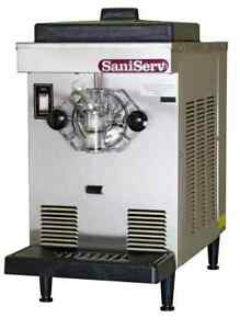 Saniserv Model Df200 Soft Serve Machine Brand New free Shipping