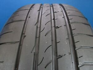 Used Goodyear Eagle F1 Asymmetric 3 Rft 245 40zr 20 8 32 Tread No Patch 1646f