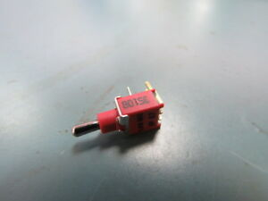 Knitter switch Tst 1e ra Qty Of 12 Per Lot Switch Toggle Switch R a Spdt On off