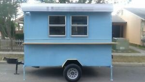 6 X 10 Coffee shaved Ice Concession Trailer For Sale In Texas