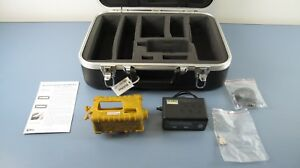 Rae Systems Multirae Plus Multiple Gas Detector Monitor Model Pgm50 5p With Case