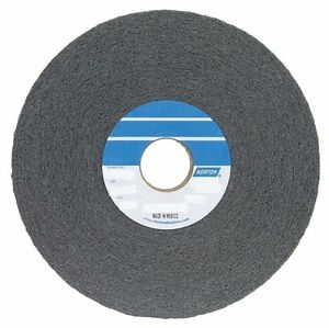 Norton 6 Convolute Wheel 2 Width Silicon Carbide 1 Arbor Hole Medium