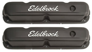 Edelbrock 4473 Signature Series Valve Cover