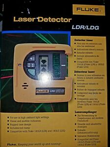 Fluke Ldr Red Laser Line Detector New In Unopened Box Best Price Free Shipping