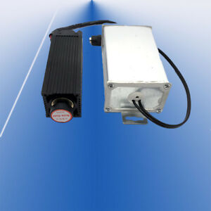 Focusable High Power 450nm 5w Blue Laser Module Ttl Carving burning Gift Goggles