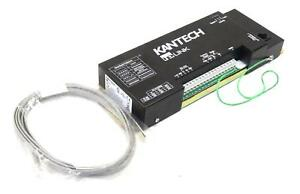 New Kantech Kt ip Ip Link Supports Up To 32 Door Controllers Per Sevice