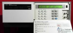 Hp Agilent Keysight 5071a 001 Primary Frequency Standard Us39301520