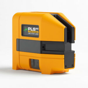 Pacific Laser Systems Pls6gkit Gg Green Laser Level With Kit