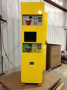 Commercial Change Counter sorter self Service Coin Vending Machine
