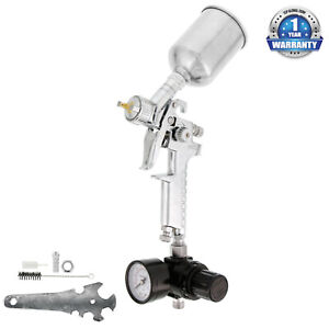 Mini Detail Touch up Hvlp Spray Gun 1 2 Auto Car Paint