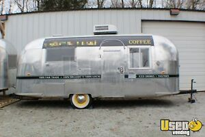 1963 Airstream Beverage Coffee Concession Trailer For Sale In Kentucky