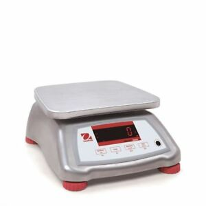 Ohaus V22XWE6T Valor 2000 XW Compact Bench Scale 6 000g x 1g