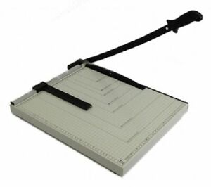 Paper Cutter 21 X 16 Inch Metal Base Trimmer New
