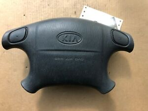 2000 Kia Sephia Side Black Airbag