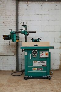 Heavy Duty Wood Spindle Shaper By Grizzly Z series
