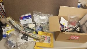 General Motors Lot Of Various Assorted Gm Parts Lot 1 Nos Resale Dealership