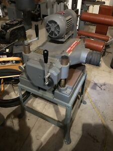 Delta Rockwell 12 Planer Great Condition Model 22655 3hp 3phase