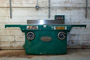 12 Jointer 3 Hp By Grizzly Z series In A Very Good Condition Single Phase