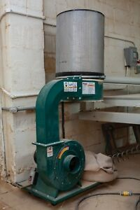 Dust Collector 2hp By Grizzly