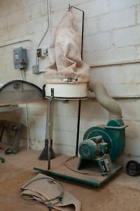 Dust Collector 2hp By Grizzly Polar Bear Series