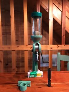 Redding Match Grade #3-BR With Stand Mount Bench Mount Powder Measure Micromet