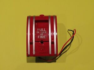 Edwards Fx 270 Addressable Fire Alarm Manual Pull Station
