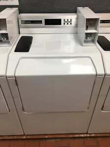 Maytag Neptune Mah21 Front Load Commercial Washer Laundromat Coin Apartment