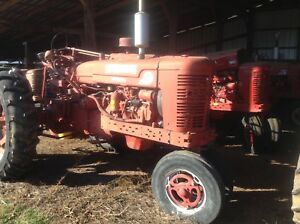 Farmall Super Md ta