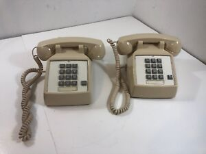Cortelco 250044 vba 20f Desk Telephones With Flash Button