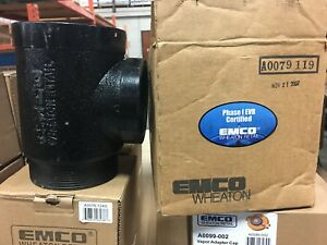A0079 119 Emco Wheaton 2 Extractor Cage 4x4x3