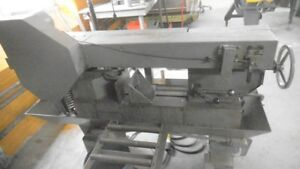 Doall Horizontal Band Saw Model C 4 220 Volts 3 Phase Used