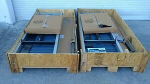 Two Roller Mdr Conveyor Table Manual Diverter With Packing Table